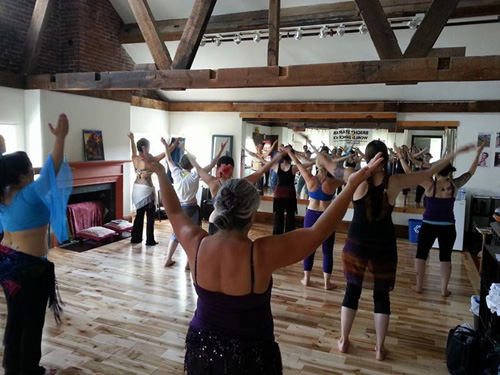 Portland Maine Dance Classes
